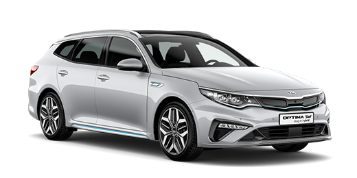Kia Optima Sportswagon Plug-in Hybrid Sense