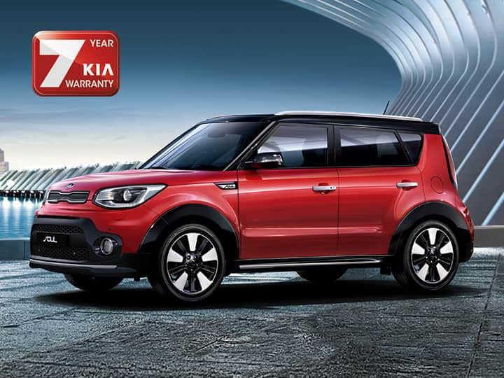 Kia Soul Kia 7-year warranty