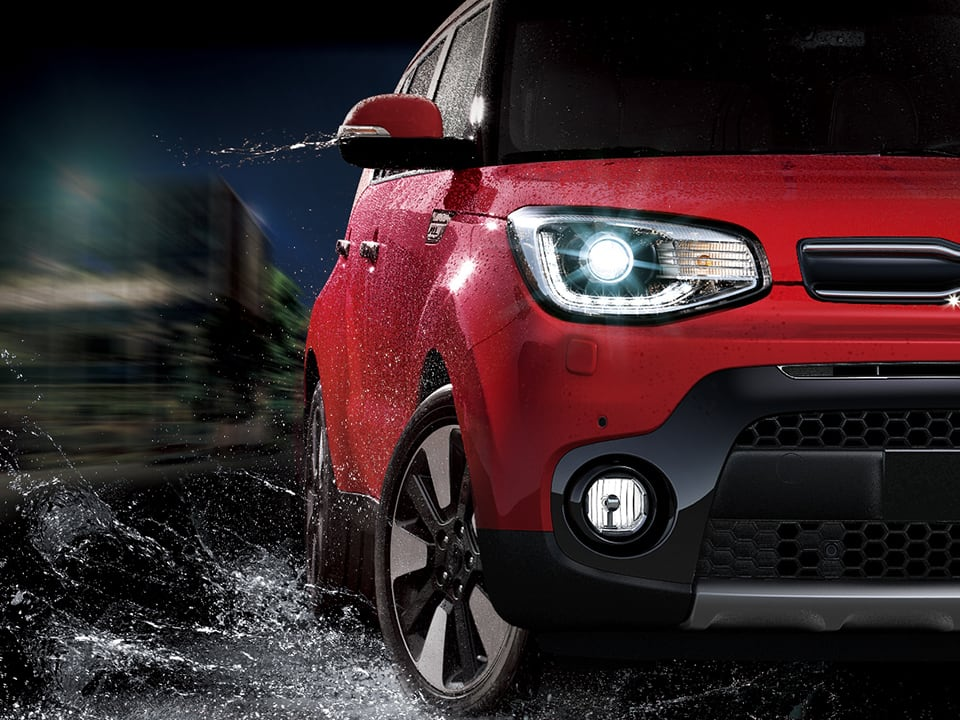 Iconic Look More Kia Soul