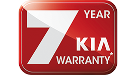 Kia 7-year warranty