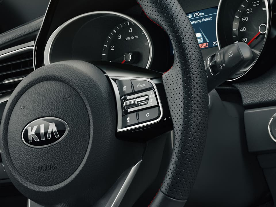 Kia Paddle Shift