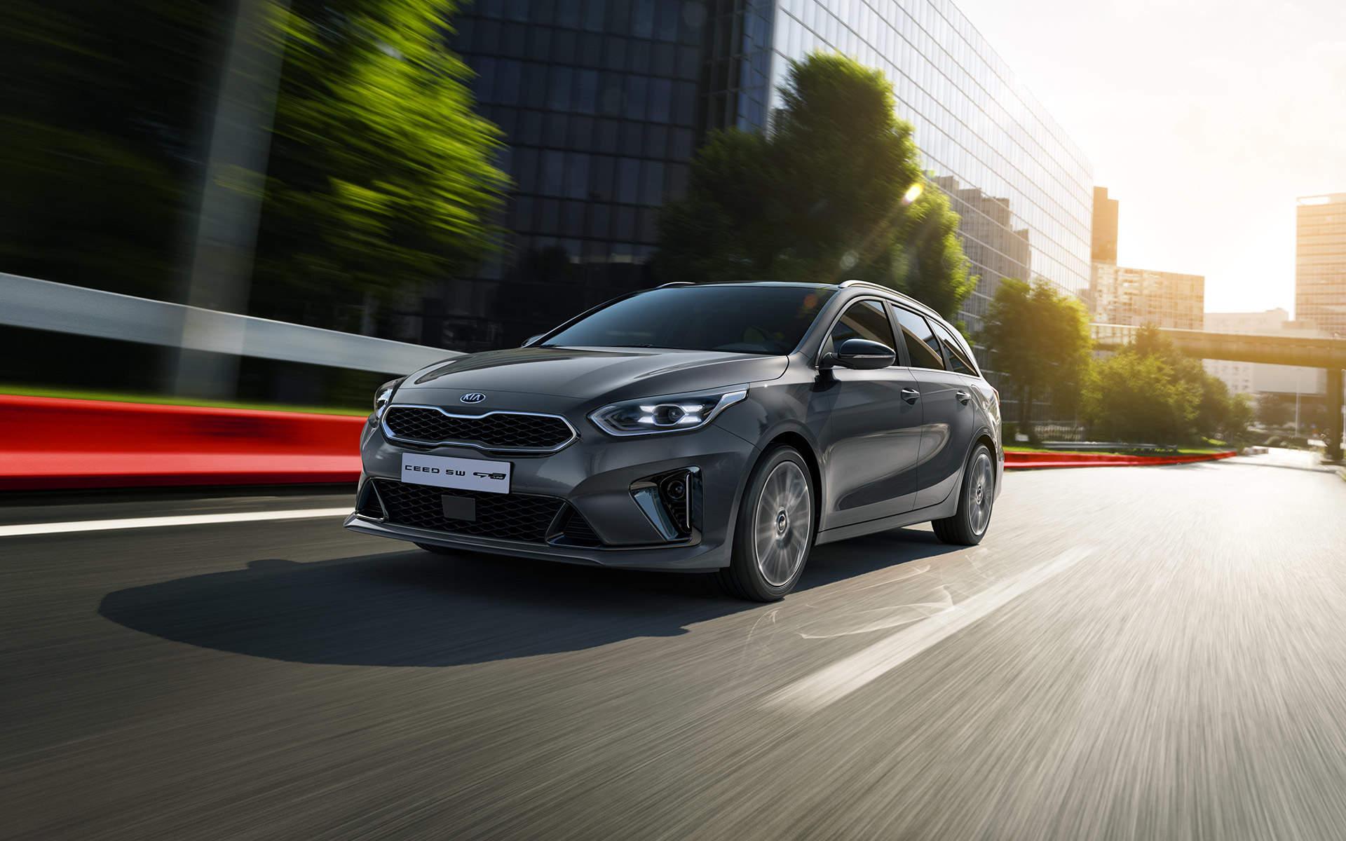 Nowa Kia Ceed Kombi Kia Motors Polska
