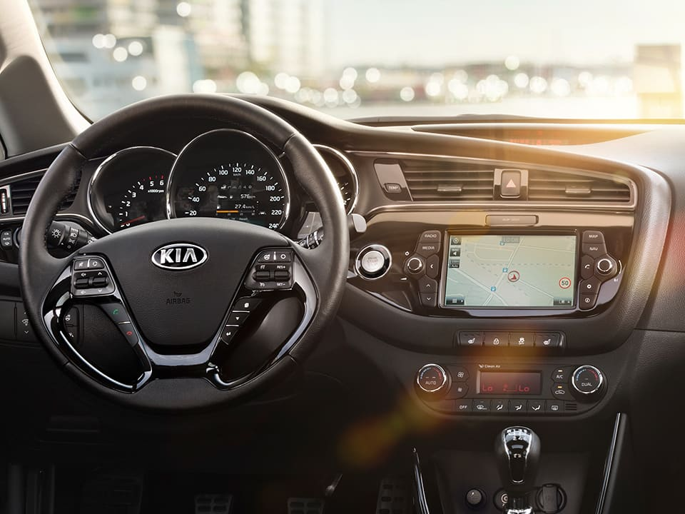Kia Connected Services