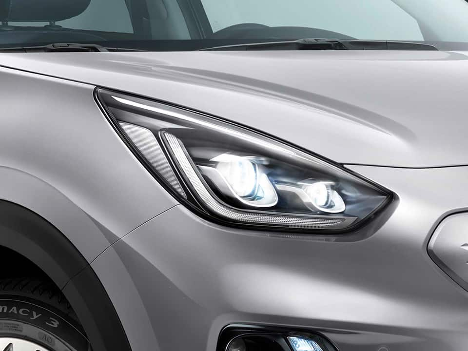 Kia e-Niro met High Beam Assist
