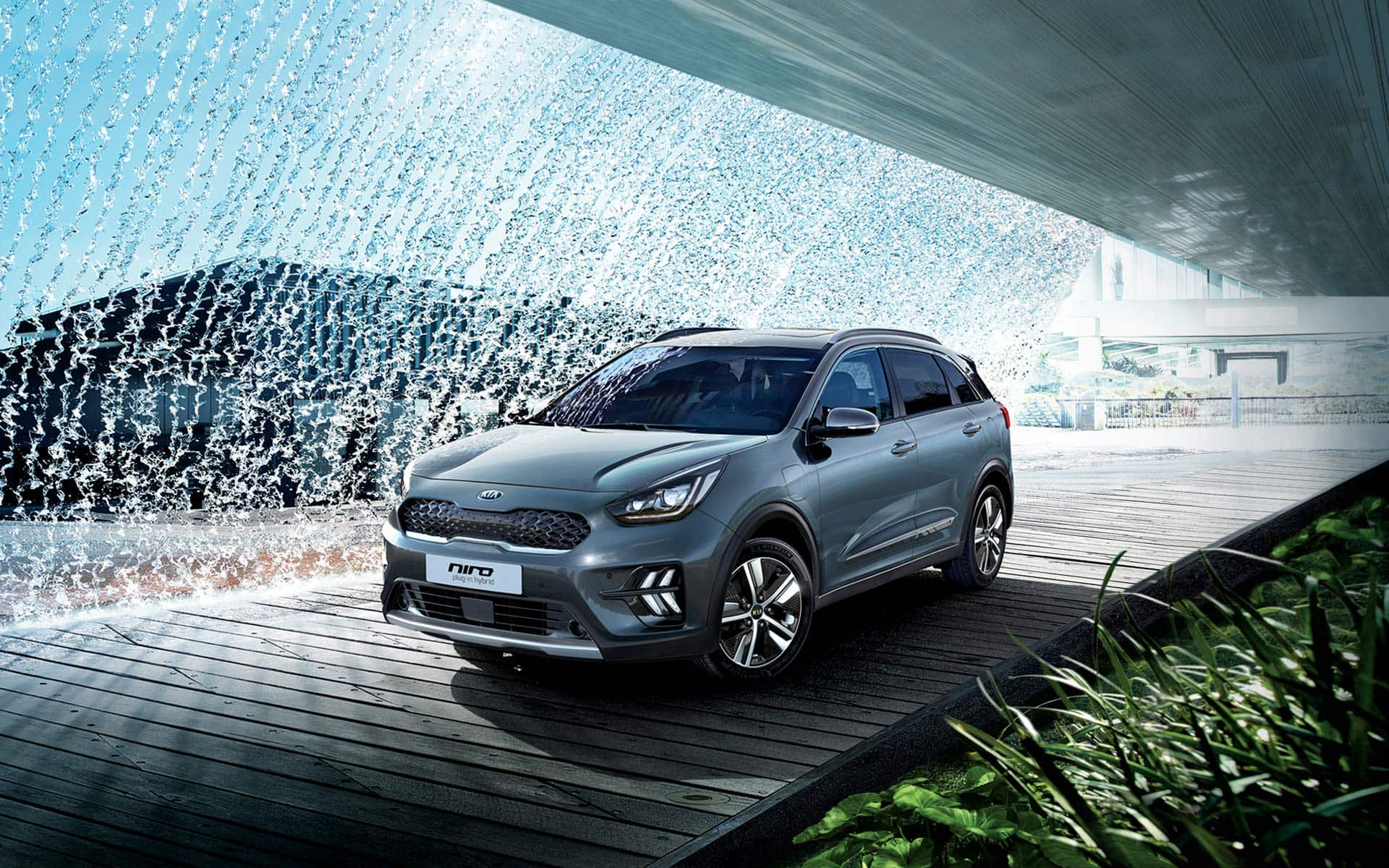 KIA Niro Plug-in Hybrid – Design