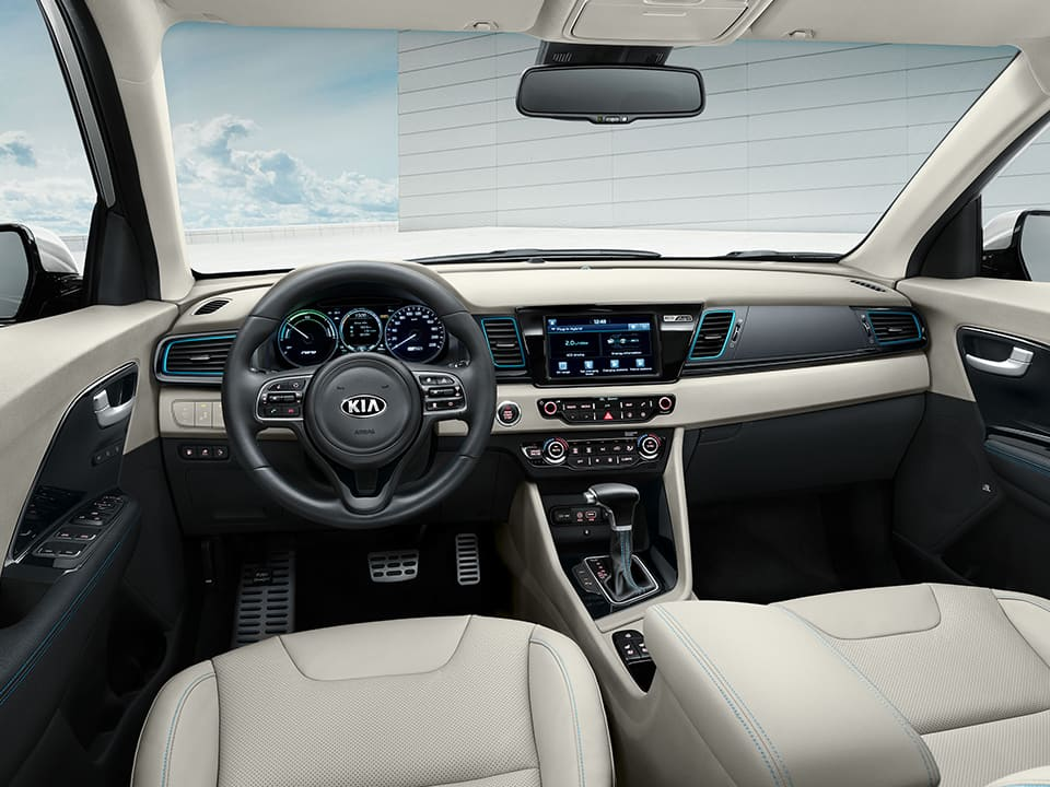 More Kia Niro Plug In Hybrid Interior