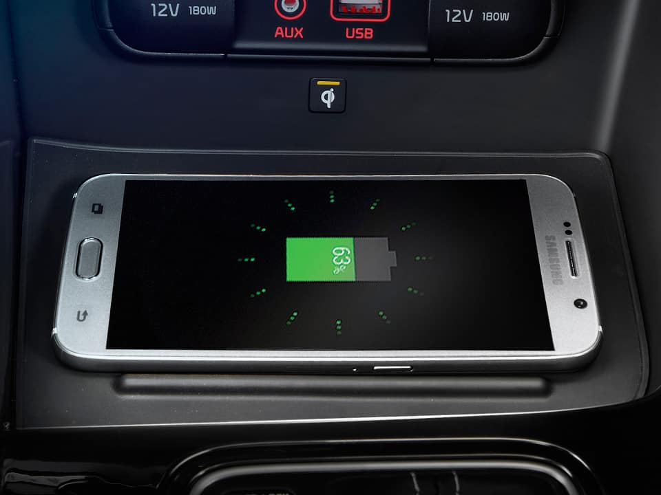Kia Niro UVO connect telematics features