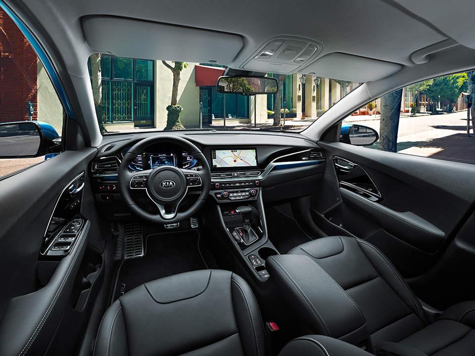 Den Kia Niro Hybrid Entdecken Kia Motors Deutschland