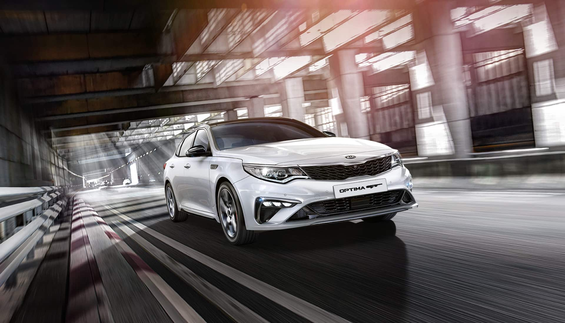 Der Kia Optima GT