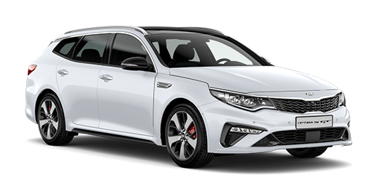Kia Optima kombi GT