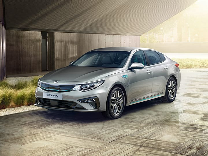 Oferty na model Kia Optima Plug-in Hybrid