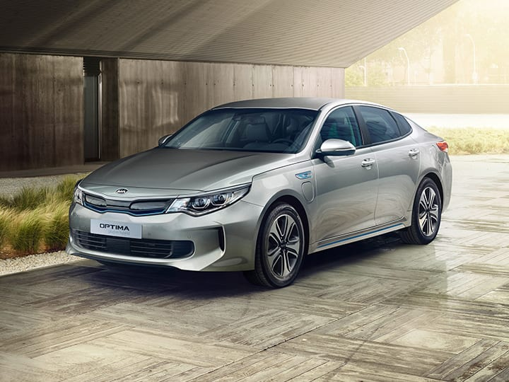 Kia Optima Plug-in Hybrid - aanbiedingen