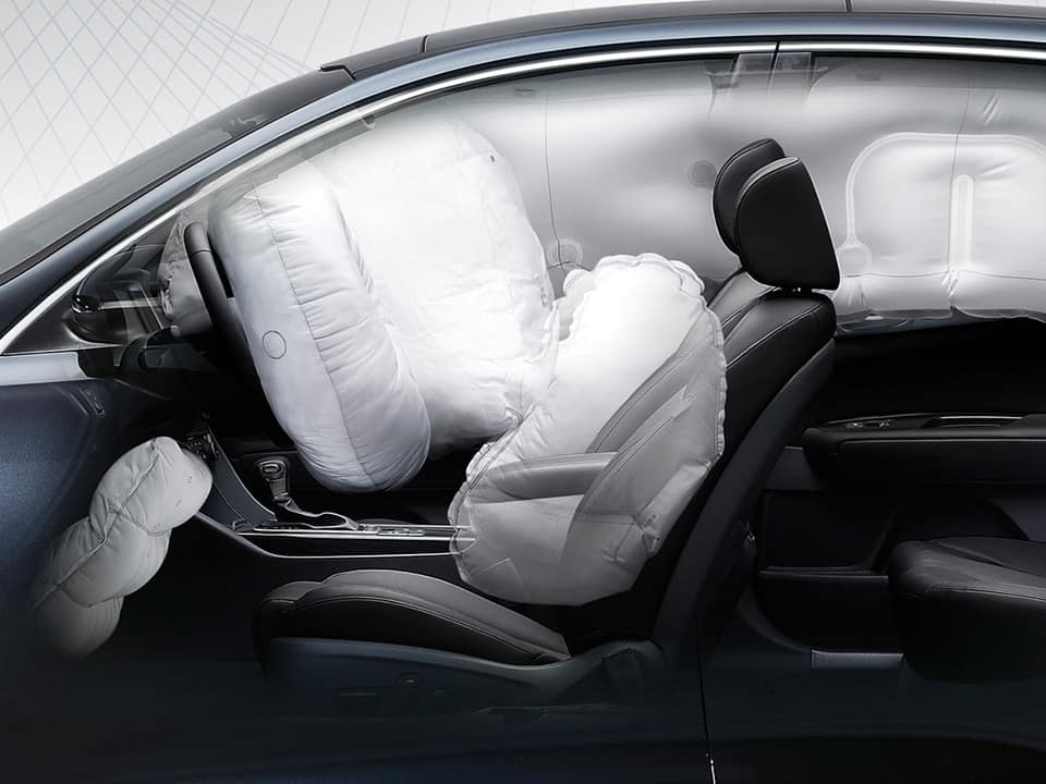Kia Optima Sportswagon GT air bags safety