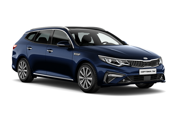 Kia Optima Sportswagon Drive