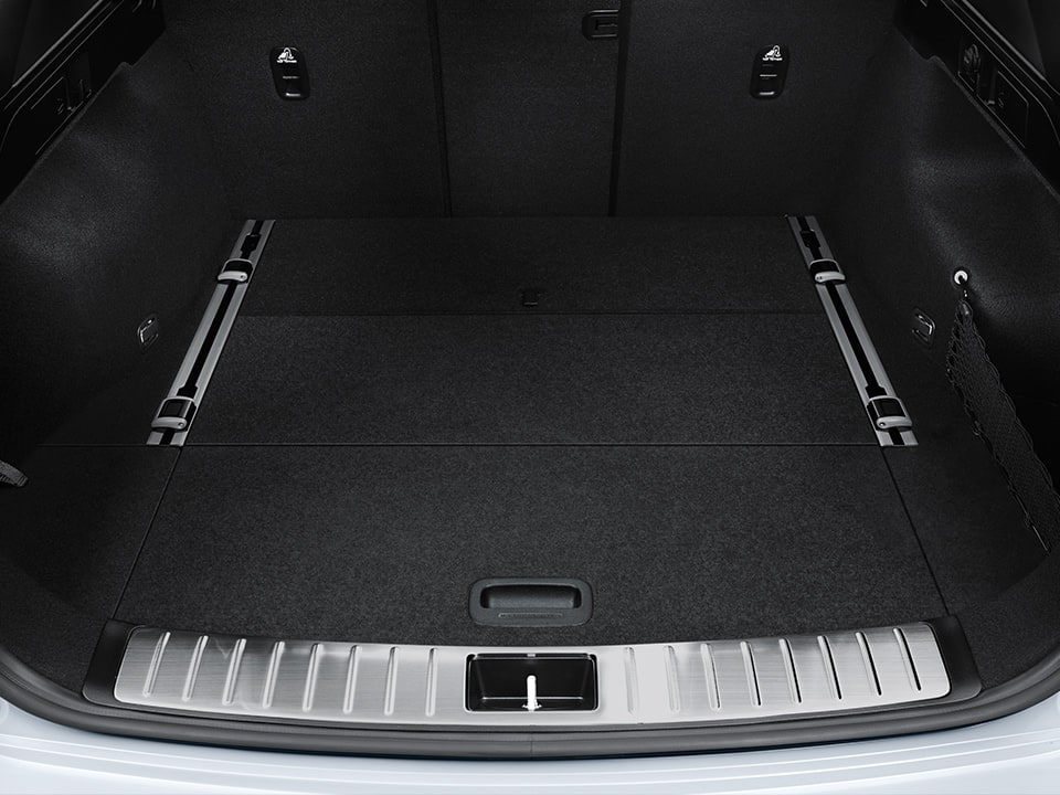 KIA Optima Sportswagon – fleksibelt bagagerum
