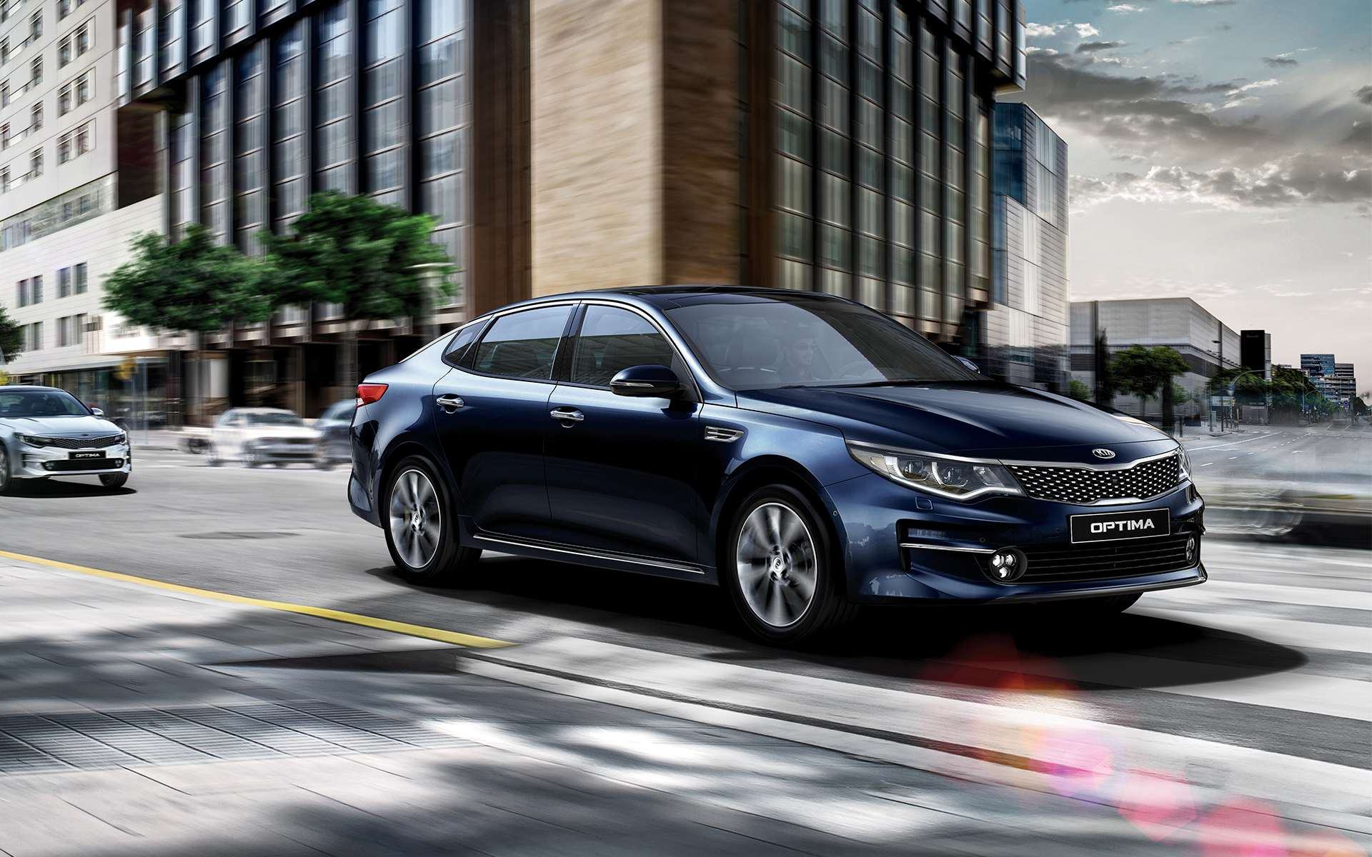 Kia Optima Design