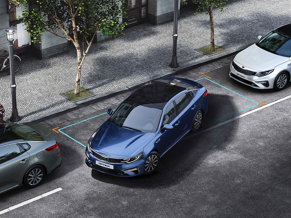 Kia Optima Smart Parking Assist