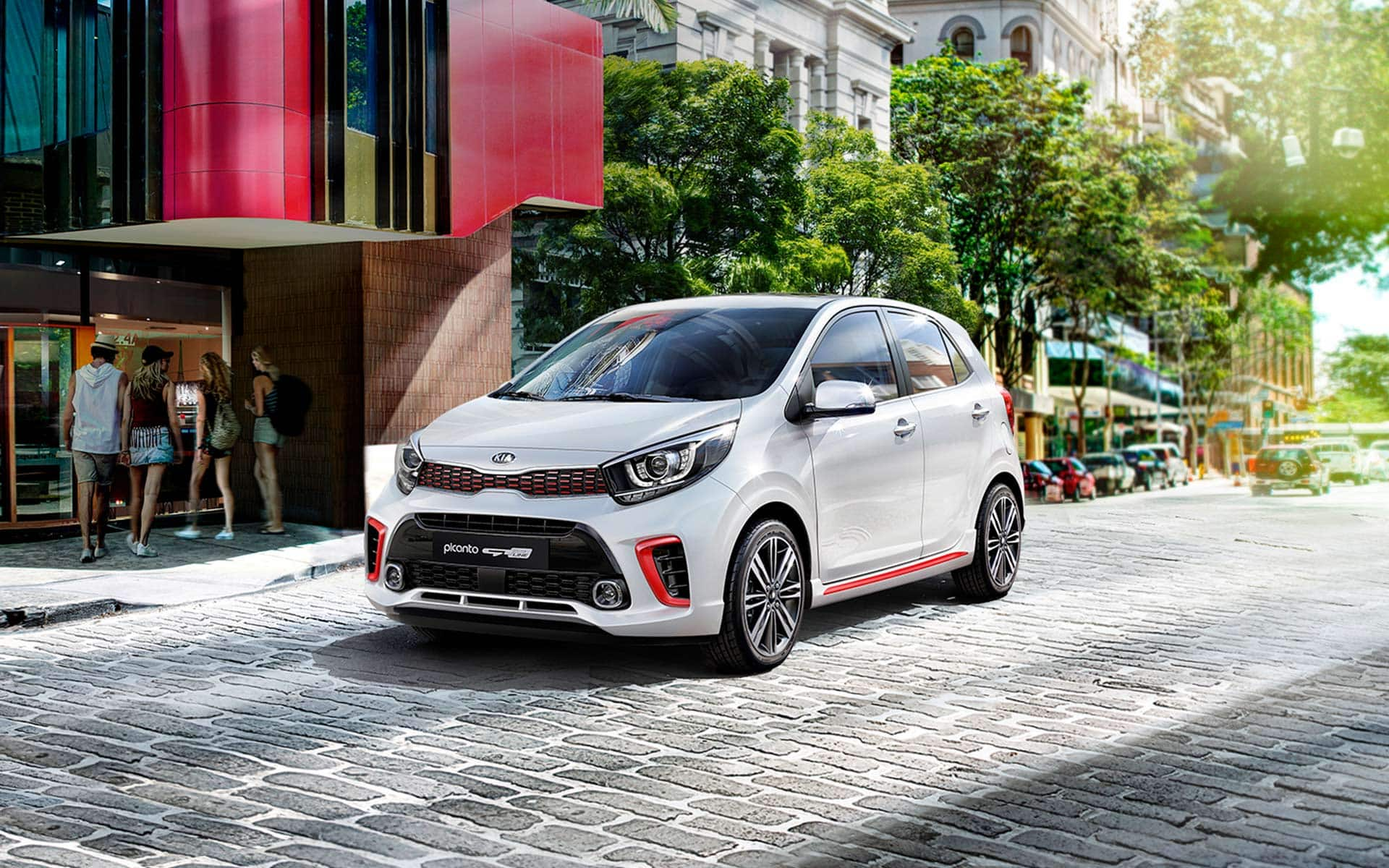 Kia Picanto GT Line stylish, sporty appeal