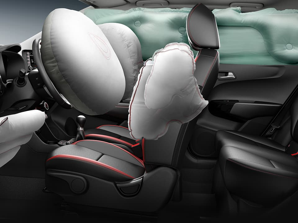 Kia Picanto safety features