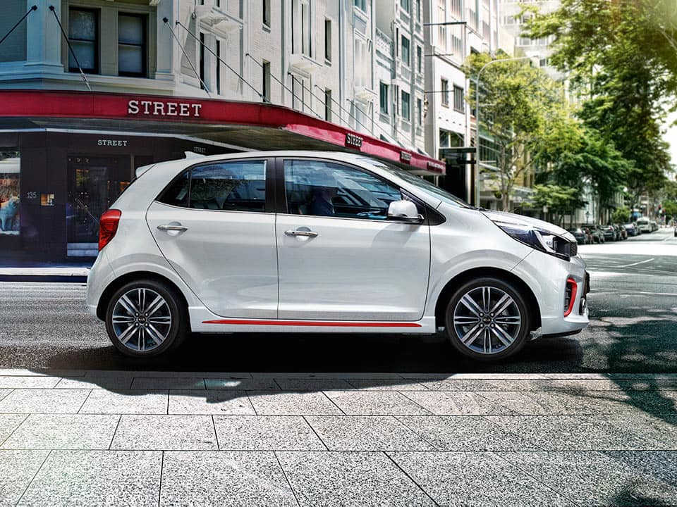 Den Picanto entdecken | Kia Motors Deutschland