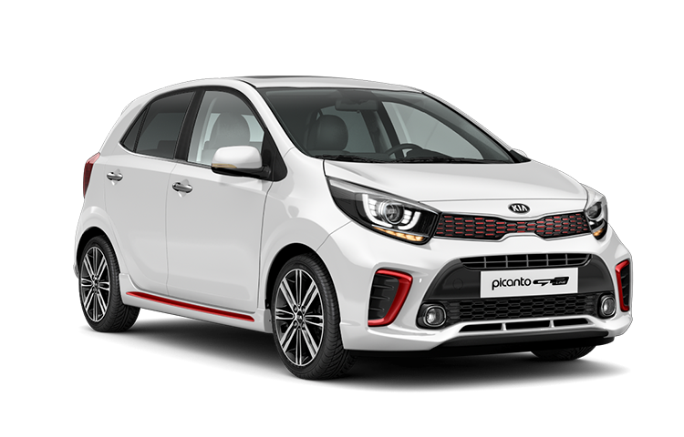 Front View of Picanto GT-Line