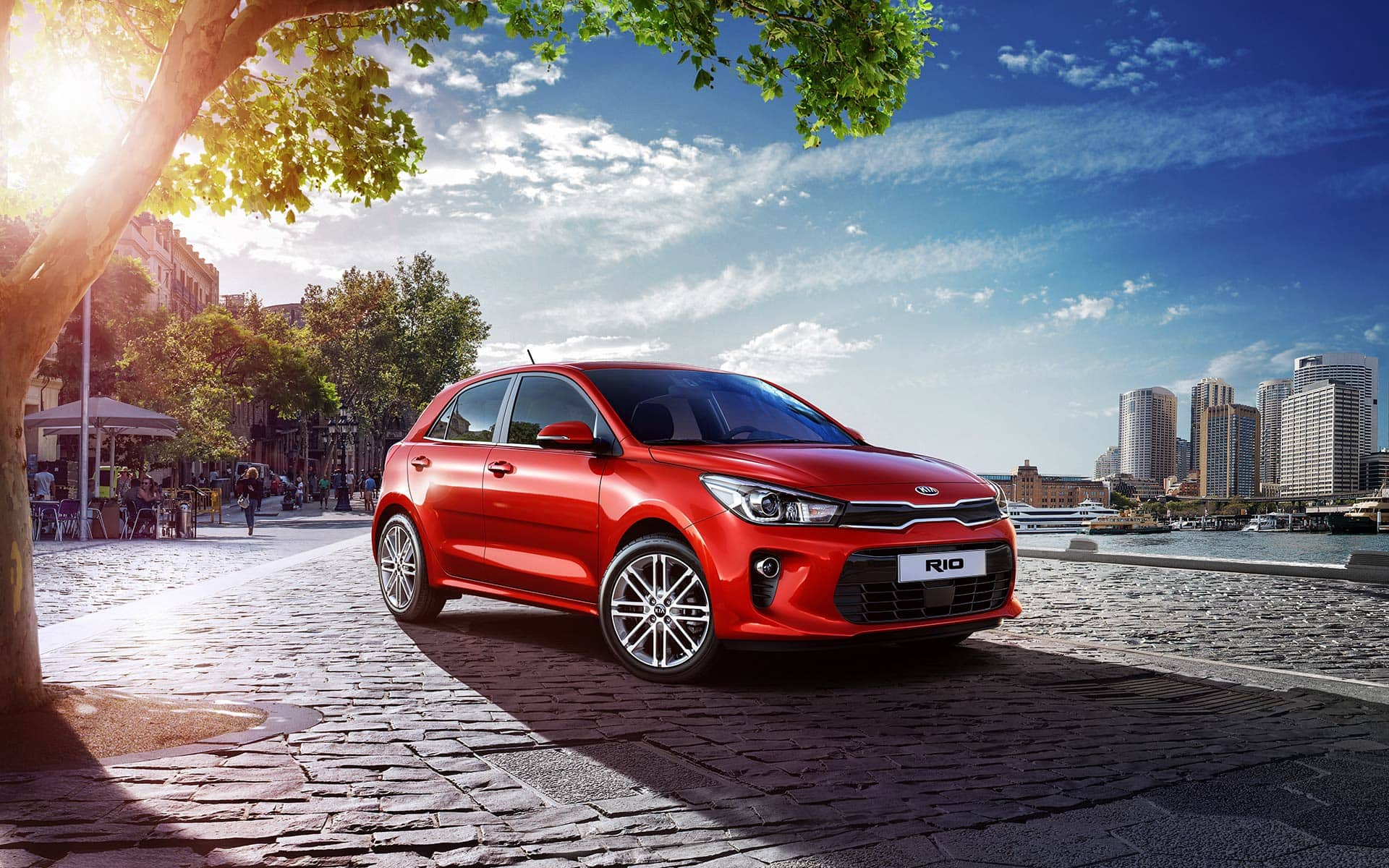 Discover the new Kia Rio | Kia Motors Ireland
