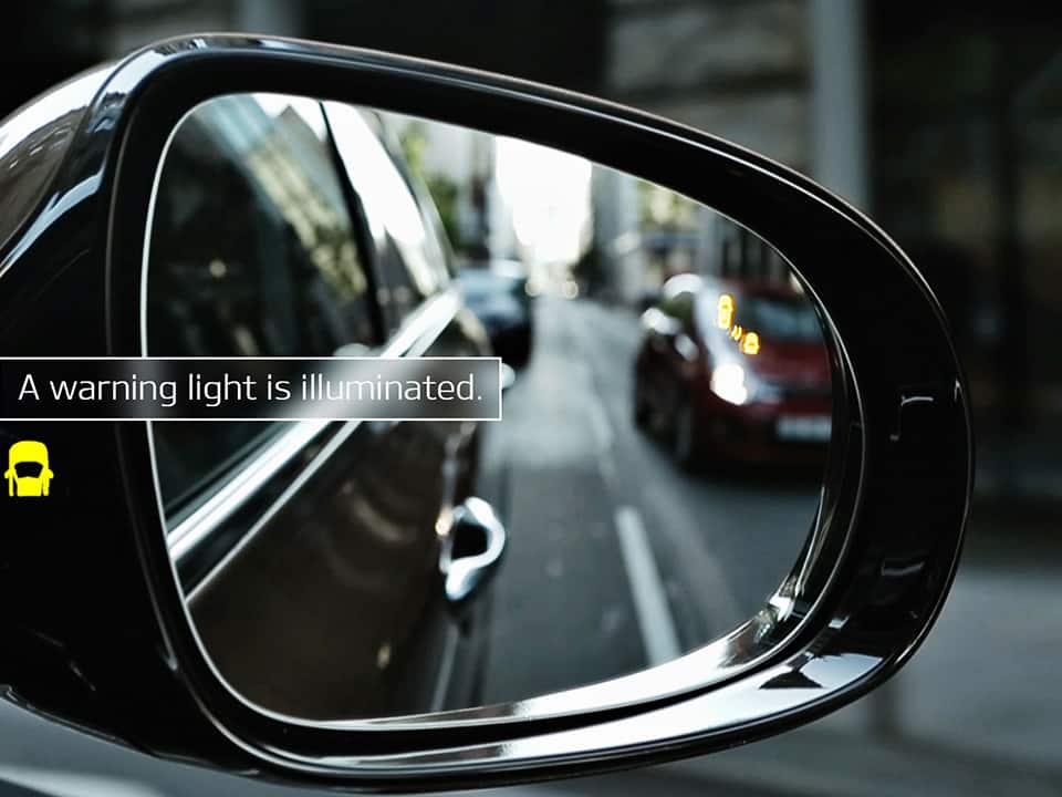 Blind Spot Detection Kia Sorento