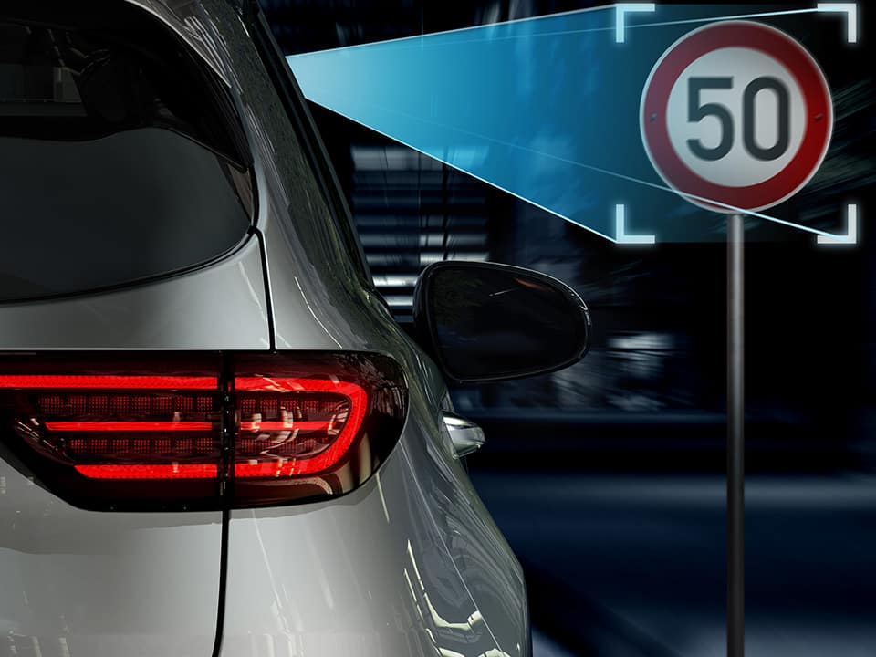 Kia Sportage-  Intelligent Speed Limit Warning