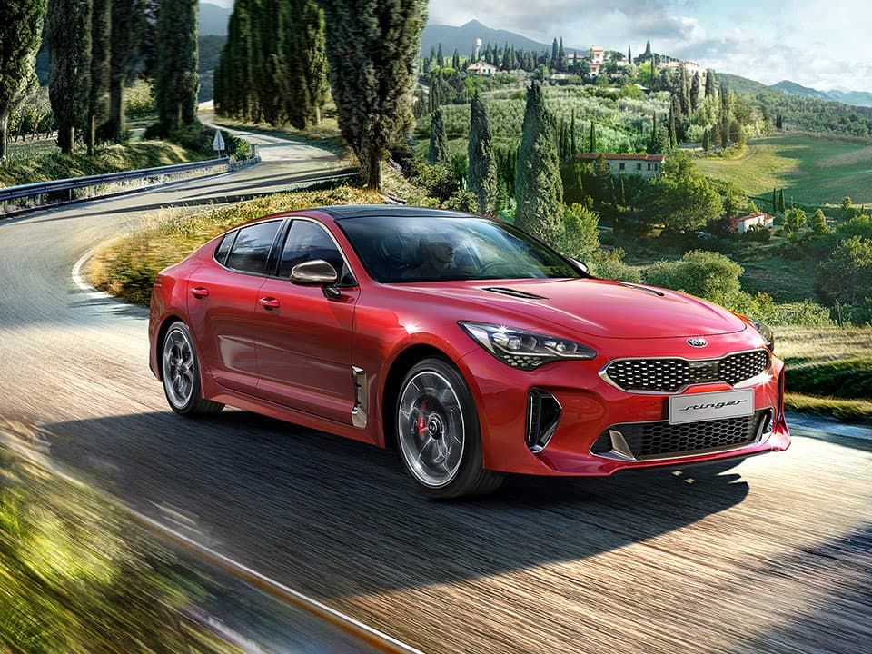 New Smart Car >> Discover the new Kia Stinger | Kia Motors Ireland