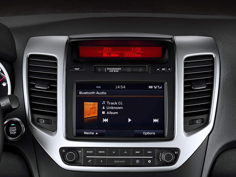 Kia Venga Pełna Funkcjonalność Pojemny Miejski Minivan Kia