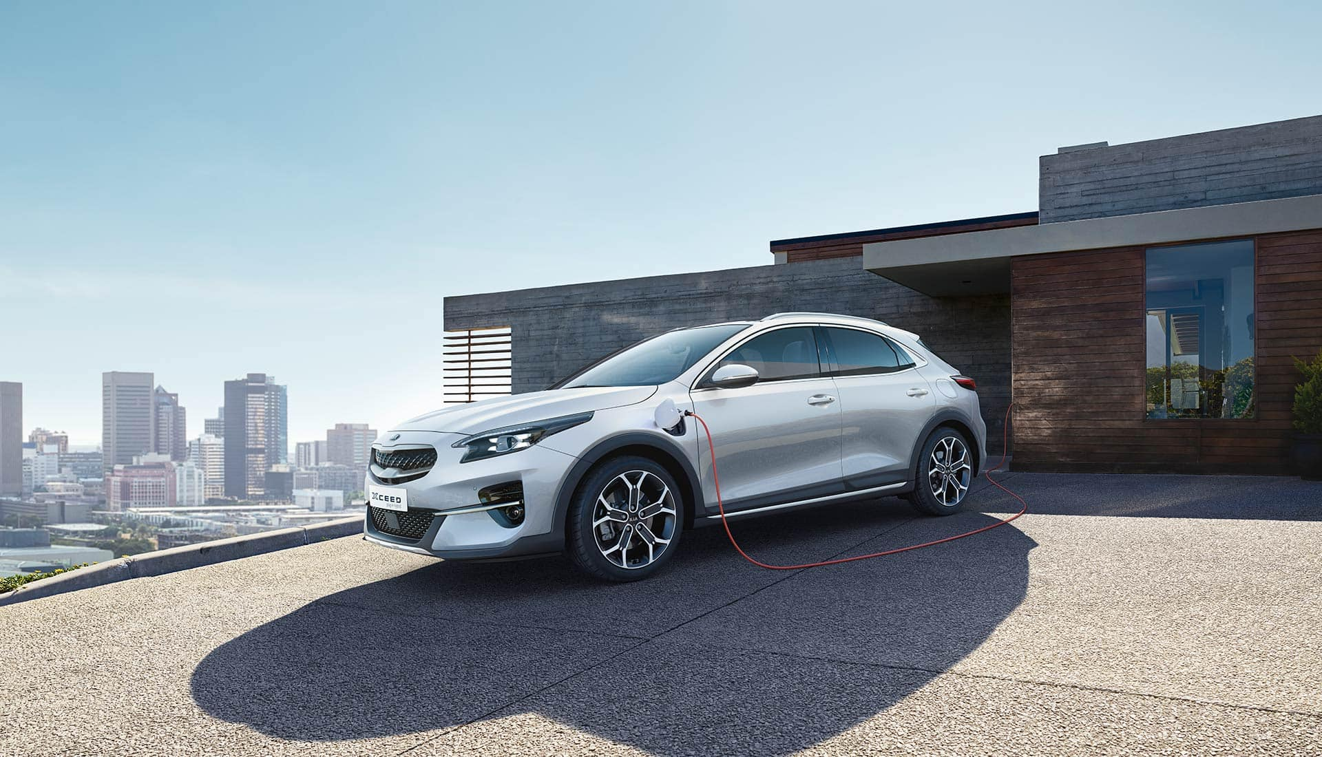 kia xceed plug-in hybrid charging