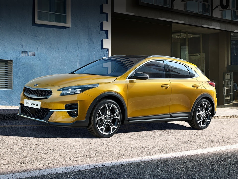 Le crossover coupé radical