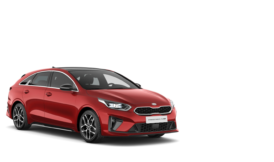 Kia ProCeed Infra Red