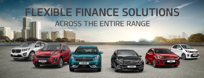 Kia finance calculator