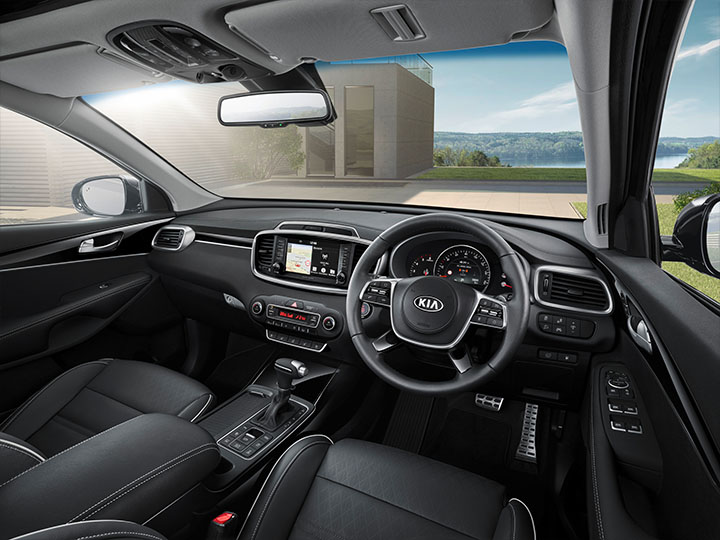 Sorento Commercial Interior