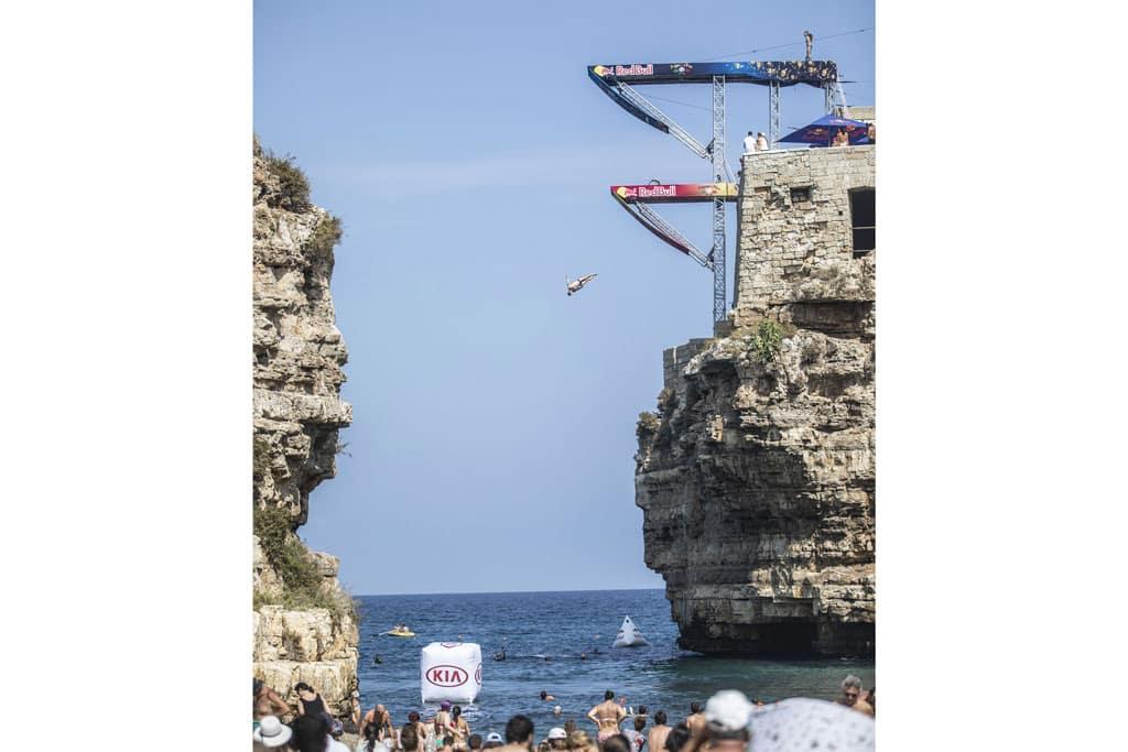 Red Bull Cliff Diving Challenge