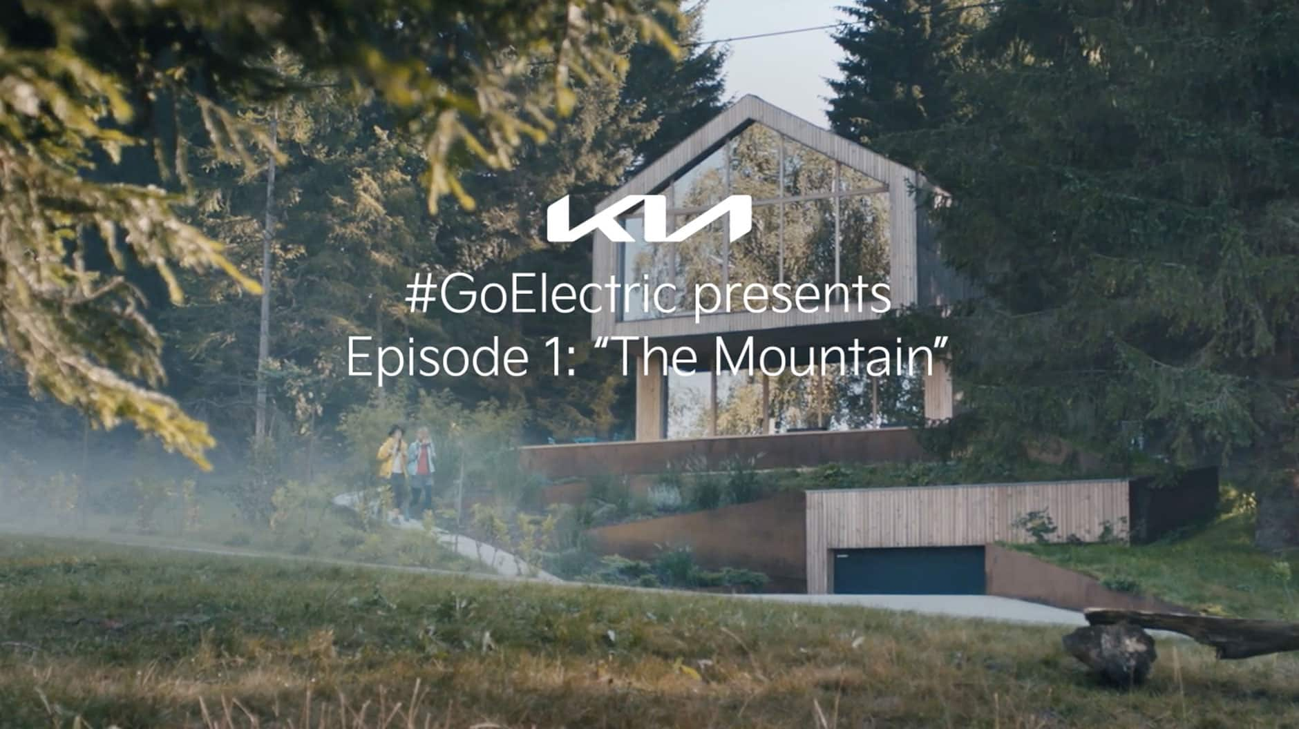 "#GoElectric presenta Episode 1: ""The Mountain"""