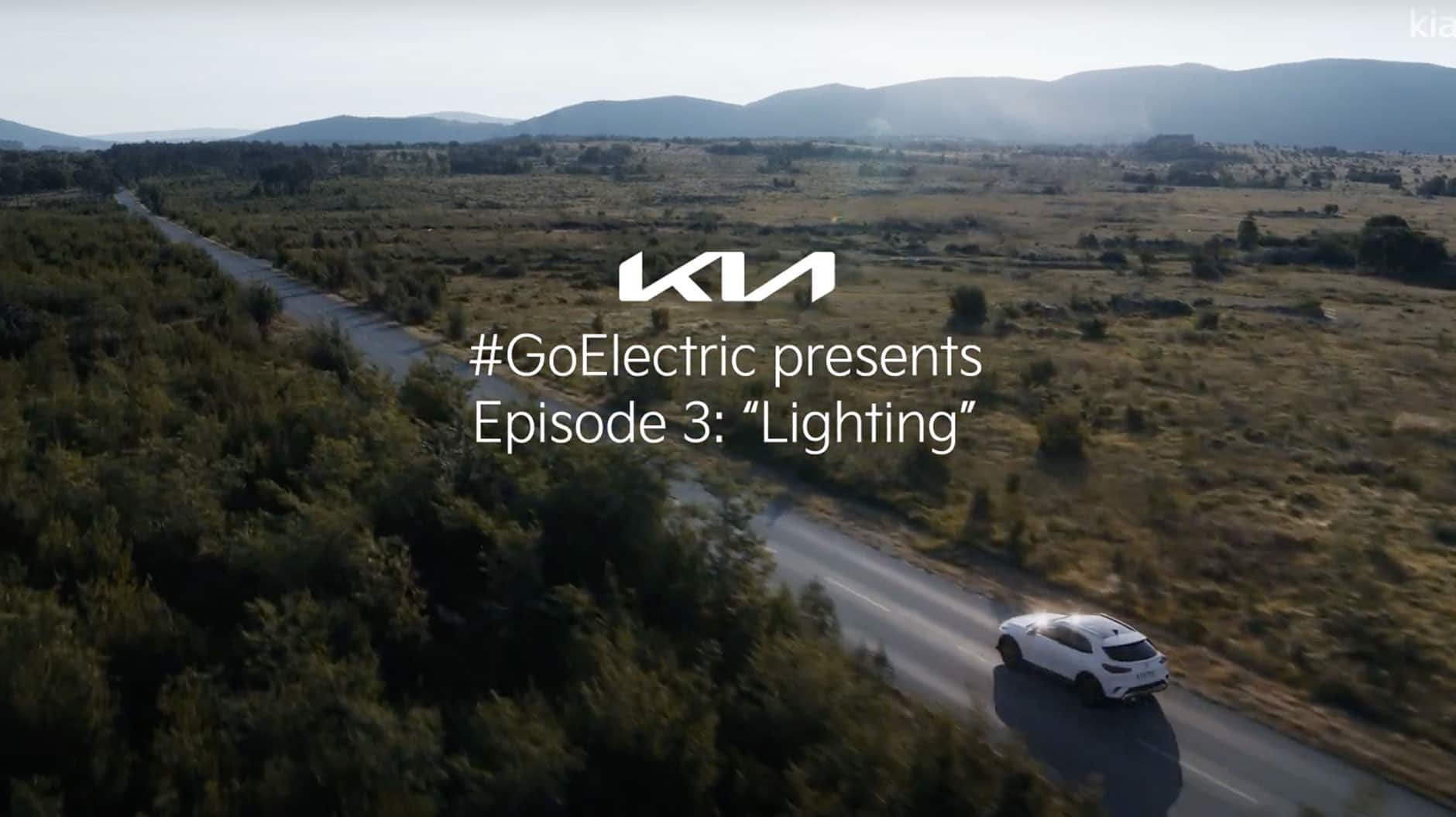 "#GoElectric presenta Episode 3: ""Lightning"""