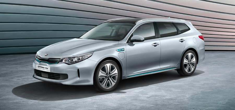 IL TOP DI EFFICIENZA, ECOLOGIA E VERSATILITÀ: NUOVA KIA OPTIMA SPORTSWAGON PLUG-IN HYBRID