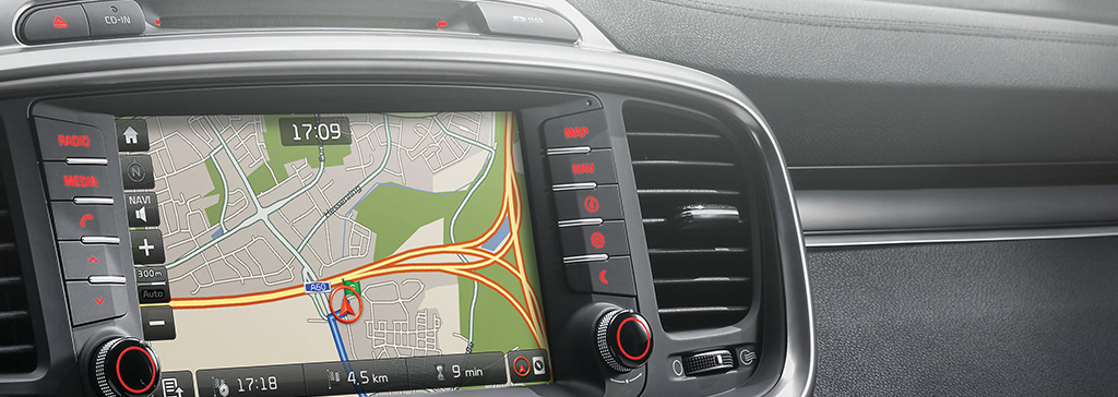 7-year map update | Kia Motors MAlta on toyota gps, samsung gps, polaris gps, caterpillar gps, bmw gps,