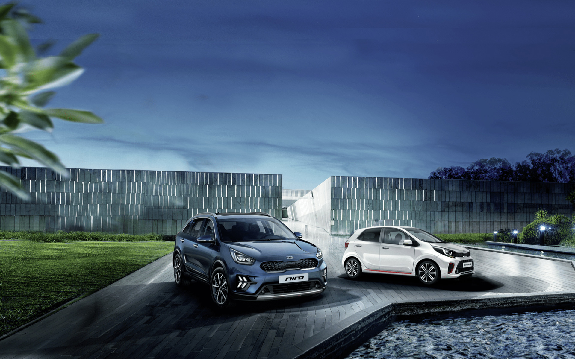 Kia Picanto & Kia Niro Private Lease