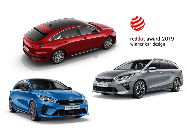 Kia - Award winning design