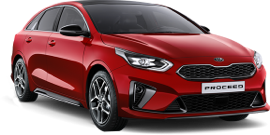 Kia Proceed GT-Line Edition