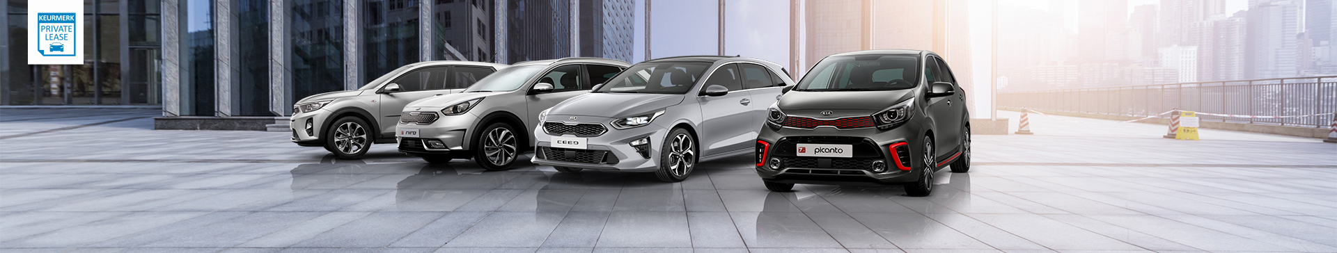 Kia Private Lease modellen