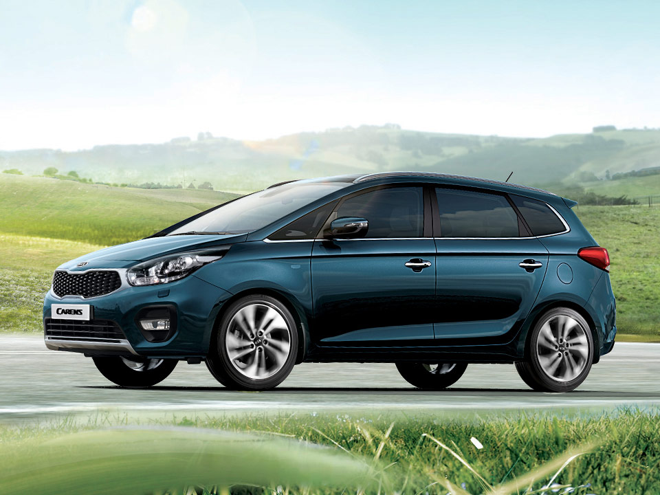 Kia Carens offers