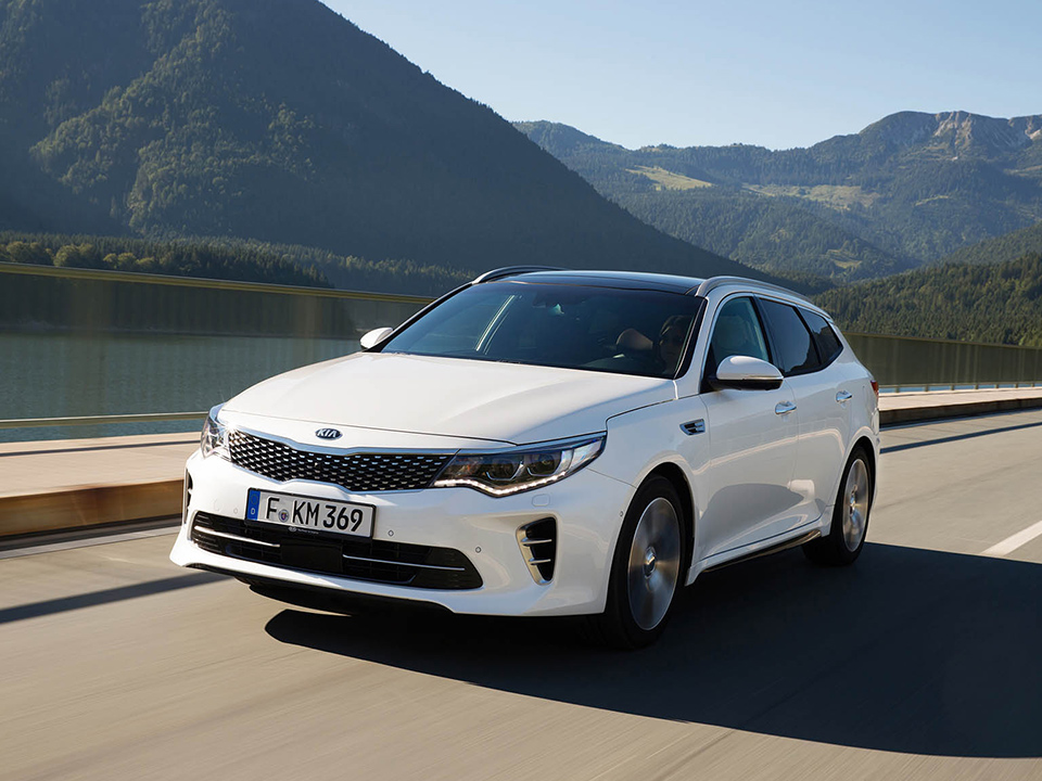 Kia Optima in de pers - Driving Dutchman