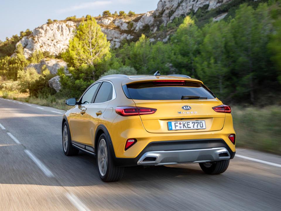 Kia XCeed in de pers - AD