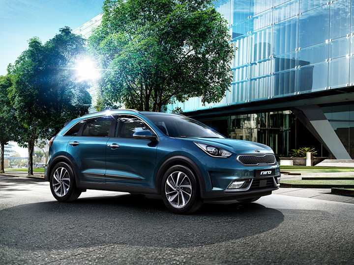 Kia Niro Business Approved