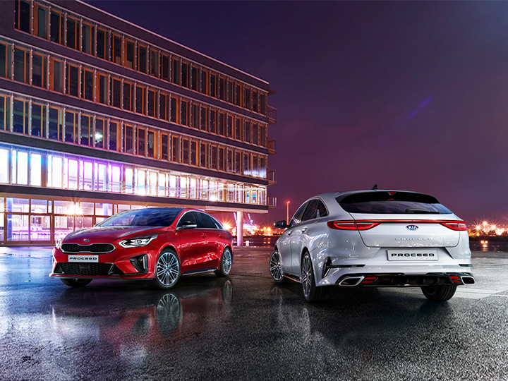 Kia Ceed Sportswagon Business Approved
