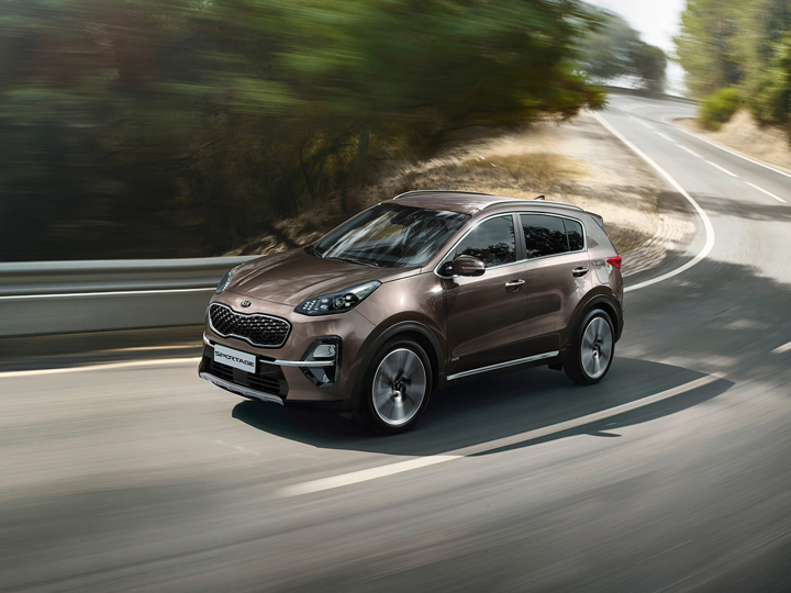 Kia Sportage Business Approved